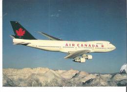 Air Canada  Boeing B-747-100 - 1946-....: Modern Era