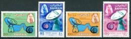 1969 Bahrein Set MH* Yvert 165/68 - Bahrein (1965-...)