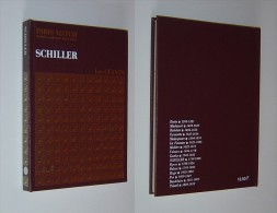 SCHILLER Numéro Culturel Hors Série PARIS MATCH LES GEANTS - Biographie