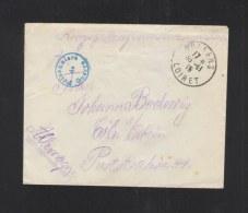 Prisonniers De Guerre Orleans Loiret 1915 - Poststempel (Briefe)