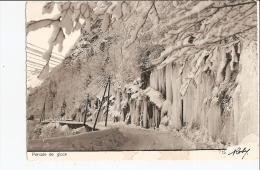Isère - 38 -  Parade De Glace , Envoyée De Bourg D'oisans , Roby 715 - Bourg-d'Oisans
