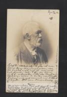 AK Böcklin 1902 - Artistes