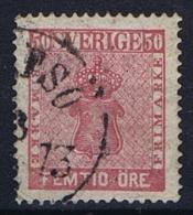 Sweden: 1858 Mi 12, 50 Ore