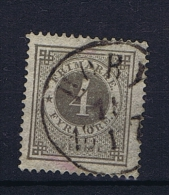 Sweden: 1872 Mi 18a  Used, Perfo 14