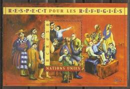 REFUGIADOS - NUEVA YORK 2000 - Yvert #H21 - MNH ** - Refugiados