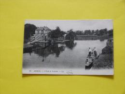 AMIENS        L'ECOLE DE NATATION - Amiens