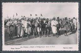 - CPSM MAROC - Chant D'Allégresse Dans Le Sud - Marocco