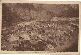 Carte Postale Ancienne De RIOUPEROUX - Otros Municipios