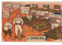 CP  L'Orgueil - Soverein