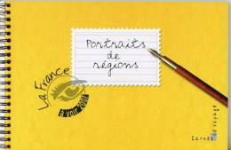"""Carnet De Voyage N°4012 De 2007 Avec Les Timbres - Portraits De Régions """" La France à Voir 2007 """" - LUXE - Côte 38 Euros - Autres"""
