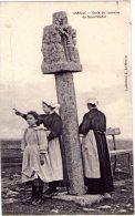 Carnac - Croix Du Tumulus De Saint Michel - Scan Recto-verso - Carnac
