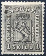 NORVEGE N° 11 NEUF* - Norvège