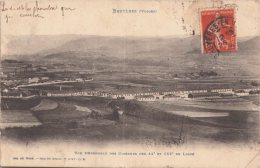 BRUYERES  / CASERNES 44eme Et 152 Eme  DE LIGNE / PLI COIN /  LOT 822.M - Bruyeres