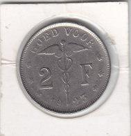 2 Francs  Nickel Albert I 1923 FL - 08. 2 Francs