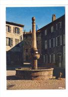 43.- CRAPONNE -sur-ARZON.  Vieille Fontaine  Place Du Fort - Craponne Sur Arzon