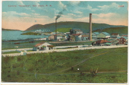 San Juan Puerto Rico Central Guanica Sugar Mill No 11959 Edit Gonzalez Padn Moulin A Sucre - Puerto Rico
