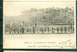 Tonkin - Les Partisans Tho à Dong-Dang  - Abc114 - Vietnam