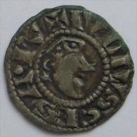 Berry Comté De Sancerre Etienne 1er 1152-1190 , Denier ASSEZ RARE , Poey D'Avant 2004/5 - 476-1789 Monnaies Seigneuriales