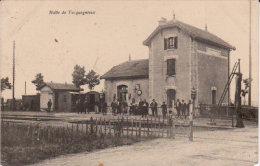 1915 Tucquegnieux  Halte   Gare - Briey