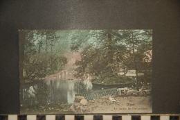CP, 21, Dijon Le Jardin De L'arquebuse N°9032 Edition Bruno Schobz - Dijon