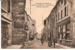 Ref:7219  GRANDE RUE - Saint Agrève