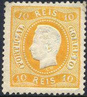 PORTUGAL N° 27 NEUF* - 1862-1884 : D.Luiz I