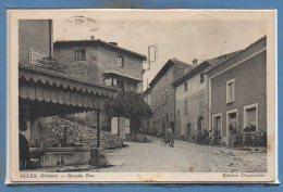 26 - ALLEX -- Grande Rue - France
