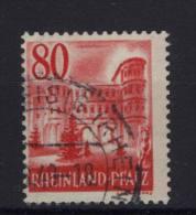 Rheinland Pfalz Michel No. 40 gestempelt used