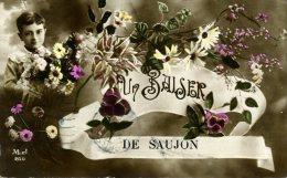 17 - UN BAISER DE SAUJON - - - Saujon