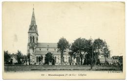 62 : BLENDECQUES - L'EGLISE - France