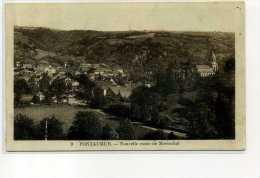 PUY DE DOME      PONTAUMUR    ROUTE DE MERINCHAL - France