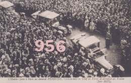 CPA * * L'Ovation Faite à Paris Au Général Pershing * *  Reproduction - War 1914-18