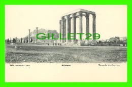 ATHÈNES, GRÈCE - TEMPLE DE JUPITER - 3/4 ENDOS - PALLIS & COTZIAS - - Grèce