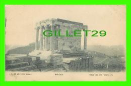 ATHÈNES, GRÈCE - TEMPLE DE VICTOIRE - 3/4 ENDOS - PALLIS & COTZIAS - ÉCRITE - - Grèce