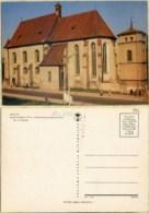 Ak Polen - Wielun  - Kirche,church,Eglise Et Clocher - - Iglesias Y Catedrales