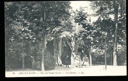 73 AIX LES BAINS / Parc Du Grand Cercle, Les Grottes / - Aix Les Bains