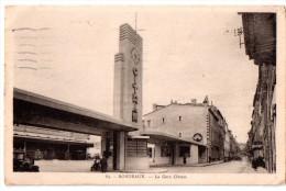 CPA 1944 BORDEAUX LA GARE CITRAM - Bordeaux