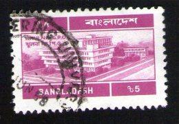 BANGLADESH Oblitération Ronde Used Stamp Bâtiment Khulna GPO - Bangladesh