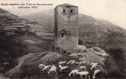 1919 CARTOLINA BARDONECCHIA TORINO - Italia
