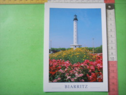 10 ) Biarritz :le Phare - Biarritz