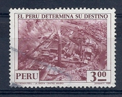 130605037  PERU  YVERT  Nº  609 - Peru