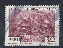 130605038  PERU  YVERT  Nº  609 - Peru