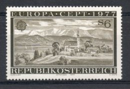 Europa 1977 - Autriche - Yvert & Tellier N° 1383 - Neuf - Europa-CEPT