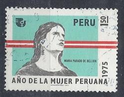 130605040  PERU  YVERT  Nº  611 - Peru