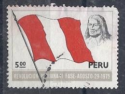 130605044  PERU  YVERT  Nº  617 - Peru