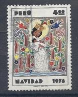 130605046  PERU  YVERT  Nº  619 - Peru