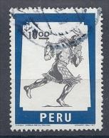 130605047  PERU  YVERT  Nº  622 - Peru