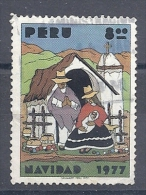 130605053  PERU  YVERT  Nº  627 - Peru