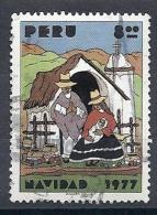 130605062  PERU  YVERT  Nº  639 - Peru