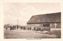 Flandern - RUYTERHOEK - Feldgotteshaus - Feldpostkarte - Guerre 1914-18